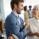 Five Pointers for Networking In-Person Like a Pro